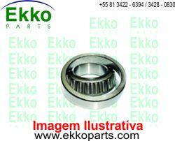 ROLAMENTO LATERAL DA COROA HILUX 1997 / L200/ HR EKO60357