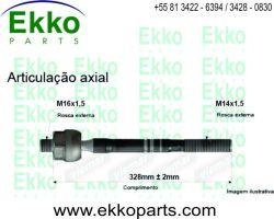 AXIAL KIA CERATO/ HYUNDAI ELANTRA 2004 À 2008 EKO25075