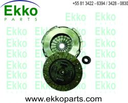 KIT EMBREAGEM HYUNDAI HB20 1. 0 FLEX 2012   EKO25183
