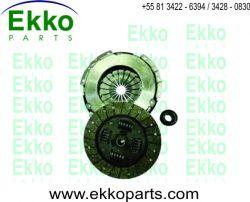 KIT EMBREAGEM HYUNDAI HB20 1. 0 FLEX 2012   EKO25183