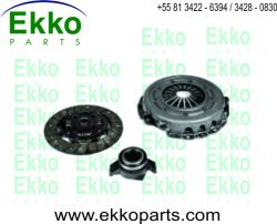 KIT EMBREAGEM HYUNDAI HB20 1.6 FLEX 2012 EKO25184