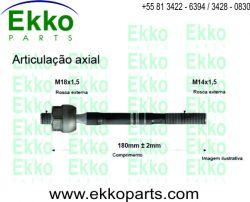 AXIAL FORD FUSION 2006 EKO18007
