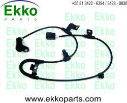 SENSOR ABS TRASEIRO LD L200 SPORT/ TRITON EKO40609