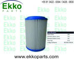 FILTRO AR KIA BONGO K2500 2012  EKO26052