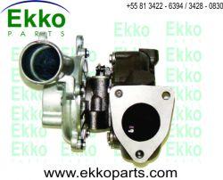 TURBINA MOTOR TOYOTA HILUX 3.0 1KD 2005 EKO60580